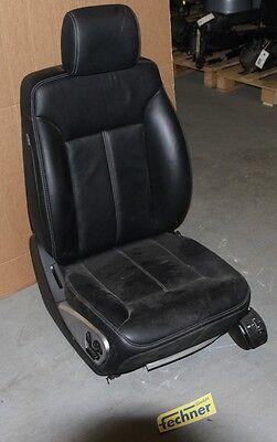 Sitz vorne rechts Mercedes Benz W164 M Klasse ML Leder Memory Beifahrer Sitz