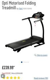 Treadmill (Opti) REDUCED to £130