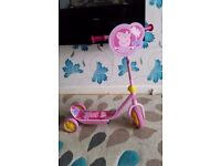 Peppa pig scooter