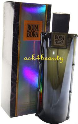 Bora Bora By Liz Claiborne 3 3 3 4Oz  Edc Spray For Men New In Box