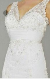 Wedding dress- Nicole Jackson Jude