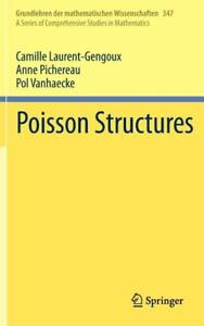 Poisson Structures ,by Laurent-Gengoux, Camille ( 2012 ) Hardcover Hardcover  2012