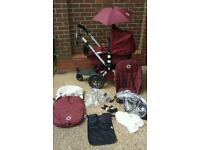 Bugaboo frog with lots of extras