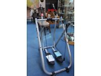 Ski Machine Gazelle Tony Little Treadmill Exercise Machine Fitness Equipment