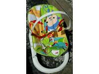 BABY BOUNCER £8