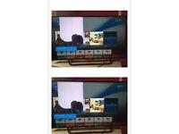 Sony 4K 49 inch damaged screen
