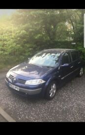 Renault Megane for sale ASAP