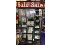 Retail Glass Display Cabinet