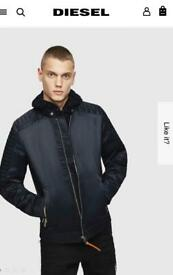 Diesel Original brand new jacket