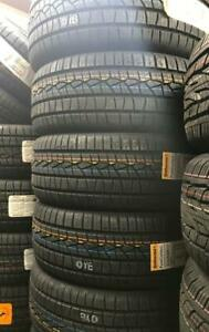 235/55R17 CONTINENTAL PURE CONTACT $65 REBATE 112,000KM 235 50 R17