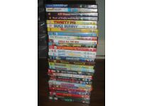 30 original Genuine KID'S CHILDREN'S dvd's job lot bundle collection