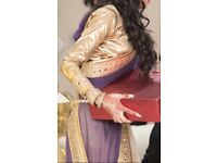 Beautiful elegant saree ONO