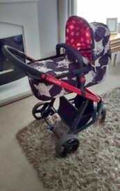 Cosatto complete travel system