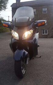 Suzuki Burgman AN 650 k3. LOW MILEAGE!!
