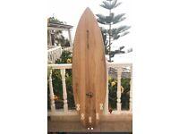 Firewire 6'1 Unibrow Surfboard (34.2l)