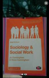 Sociology and social work 2nd edition