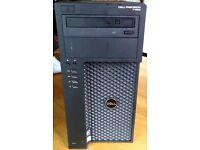 Dell Precision T1650 Workstation - i5-3550 3.3GHZ, 8GB RAM, 128GB SSD 500GB