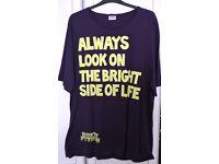 Monty Python Tee Shirt XXL Size