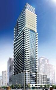 LAKE VIEW - NEW 2 BED CONDO FOR LEASE @ PARKLAWN & LAKESHORE