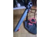 SKIL 2800w Leaf Blower/Vacuum Shredder