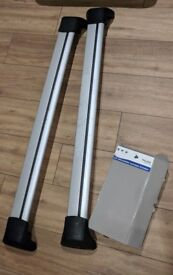 Whispbar roof bars for BMW X3 - 2011 onwards