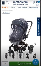 Mother care orb travel system