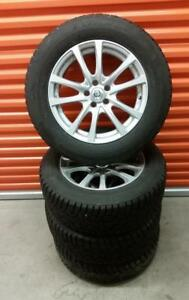 (H210) Pneus Hiver - Winter Tires 225-60-16 Wanli 8/32
