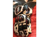 RST TracTec Evo-R race gloves