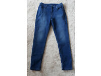 UNIQLO Jeans size L (waist W30-31) only worn 3x