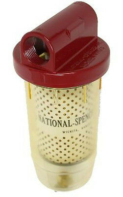 Ns 10W  2Pk  National Spencer Fuel Filters With Water Block Bio Diesel Or Gas