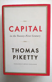 Capital by Thomas Piketty ***Signed Copy***