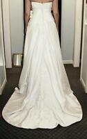 Never worn wedding dress - MUST GO!