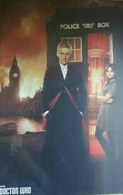 Doctor who wall posters