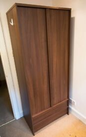brown wardrobe for sale