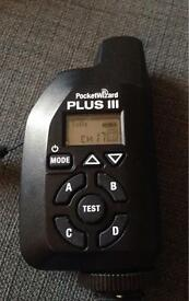 Pocket Wizard Plus 3 Transceiver (two for sale)