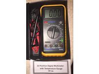 MASTECH MY64 Multimeter DMM Frequency Capacitance Temperatur Meter Tester Test