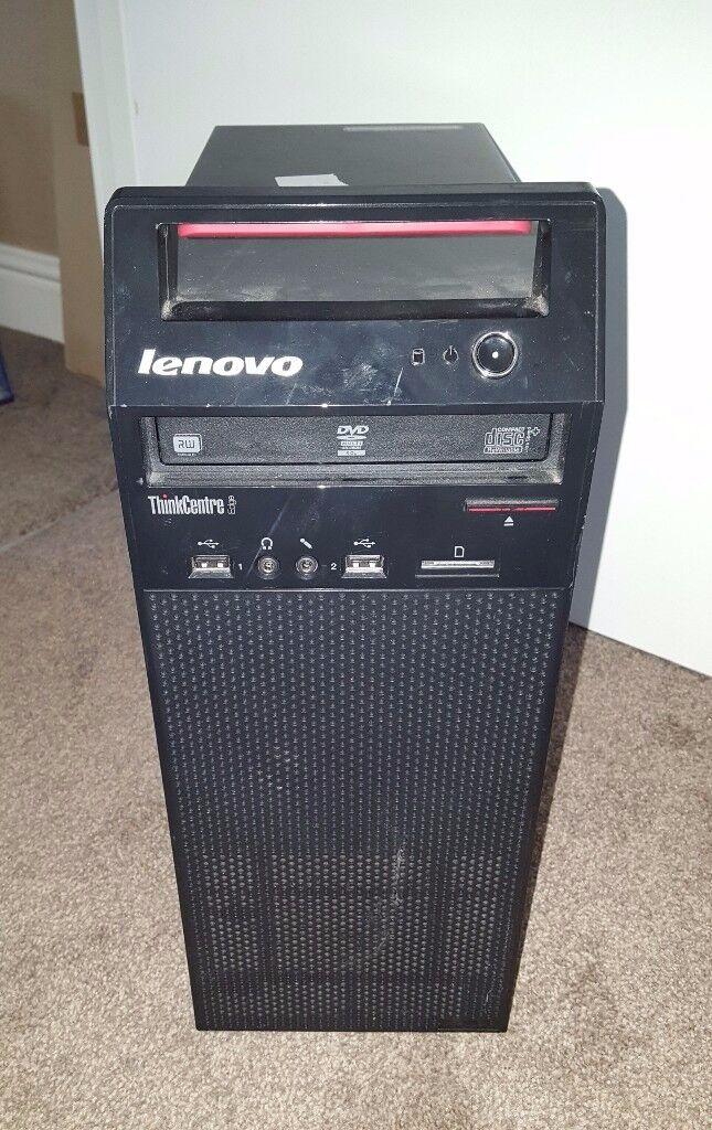 Lenovo E71, Core i3-2120, 4gb ram, 500gb hdd