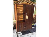 Furniture Village - Fire Range - Tall 3 Door Cabinet - Brand New