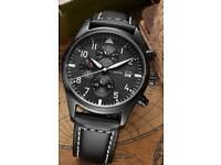 Chronograph watch (O)