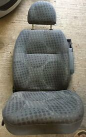 Ford Transit MK7 Drivers Seat