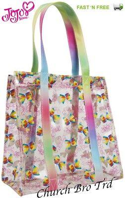 New Nickelodeon JoJo Siwa Tote Bag,Children's Tote Bag