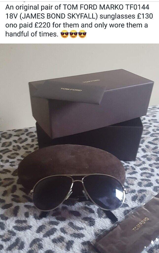 cf552a058d Original pair of Tom Ford sunglasses