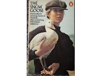 Vintage 1970's The Snow Goose Books/book – post or collect