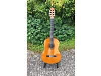 Yamaha Classical acoustic Guitar.