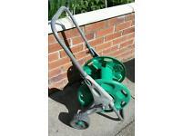 Garden hose reel (no hose)