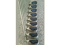 Callaway steelhead x16 irons