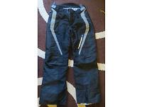 Dainese Men's Textile D-dry trousers Size S