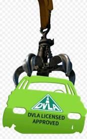 Scrap a car Leicester 07523665640