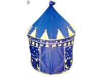 As new play tent