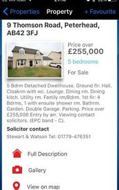 2 Public and 4/5 Bedroom Detached House for Sale